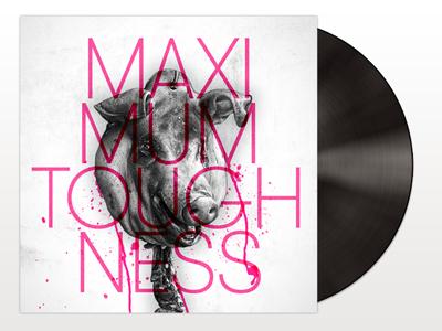 Maximum Toughness Album Cover V2