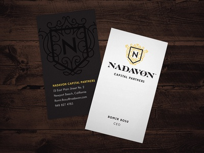 Nadavon Business Card Comp
