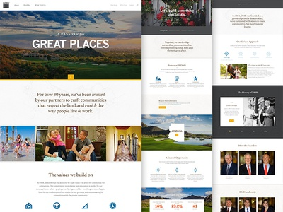 DMB Inc. Responsive Website