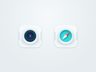 Soft UI icon