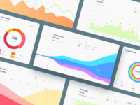 SaaS component about data visualization