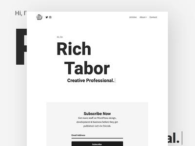 RichTabor.com