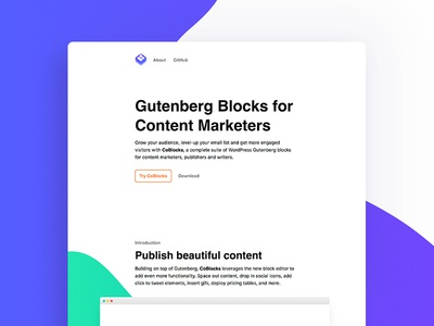 CoBlocks Website
