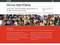 Design For Personal Website