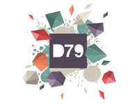 D79 About Graphic