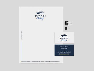 STARFISH Chartering identity