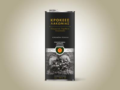 KROKEES LAKONIAS - EXTRA VIRGIN OLIVE OIL