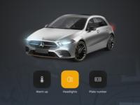 Car rent assist iOS UI kit