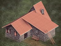 In-game House model