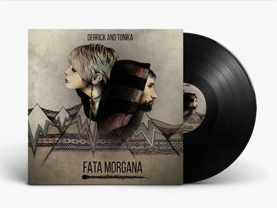 "The cover of the album ""Fata Morgana"""