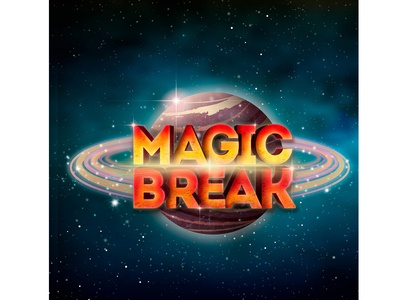 "Logo for ""MAGIC BREAK"""