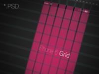 iPhone 6 Grid - 6, 10 column