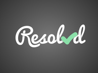 Resolvd Logo