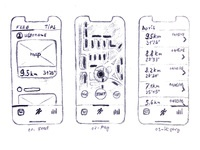 Run time app sketches