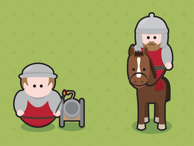 Thor Gaming Sprites game sprite knight medieval