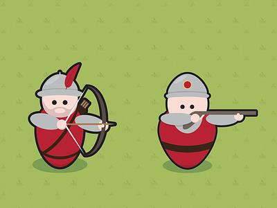 Thor Gaming Sprite game sprite knight medieval