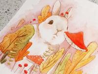Big Friendly Bunny