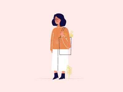 Lady, Gen 1 illustration