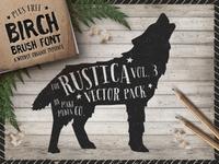 Rustica Pack Vol. 3