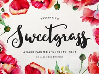 Sweetgrass Typeface