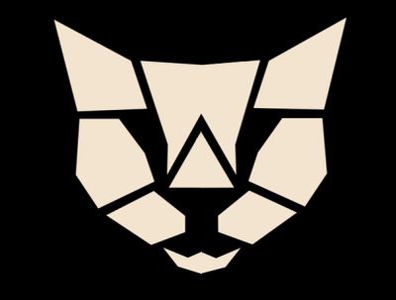 Sand Cat Design Logo branding logo