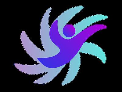 Hypnotist Logo branding logo