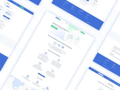 VPN App Website