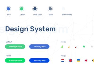 VPN App Design System