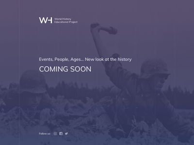 Prelaunch Landing Page
