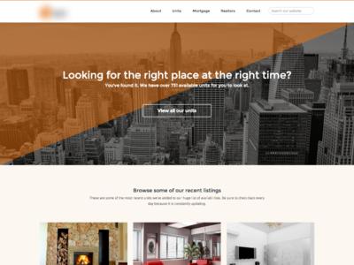 Realty Website