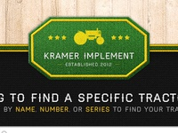 Kramer Implement