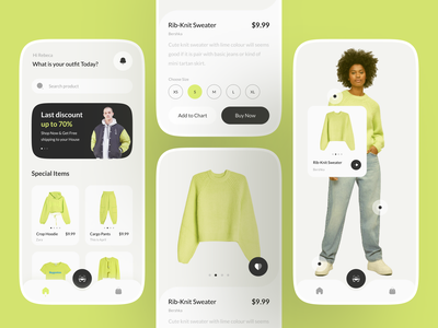 Clothing Store Mobile Apps fashion design fashion scanner clothes mobile app design mobile app mobile ui mobile bussines card uiux ui design ui