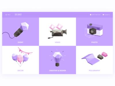 Web-design / Services