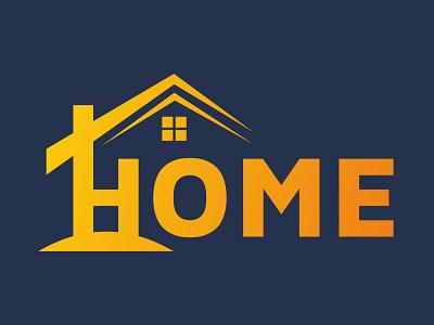 Letter Home Design, real estate design template advertising