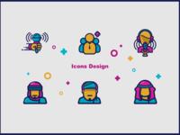 Icons Illustrations
