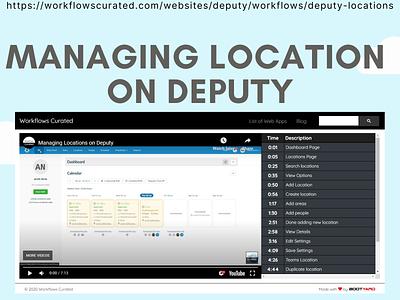 Managing Locations designs technology web workflows desktop ux design ux ui ui design design