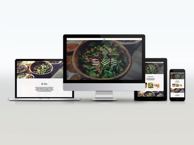 evolution of agriculture - website responsive interface food ux minimal ui insects microgreens eva website