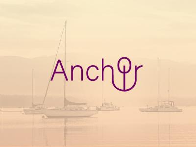 Anchor nautical sailboats challenge anchor logo thirtylogos