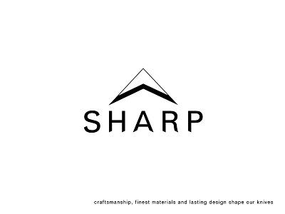 Sharp knives challenge logo sharp thirtylogos