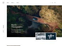 Marie thompsen website