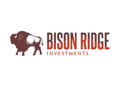 Bison Ridge Logo Option 2