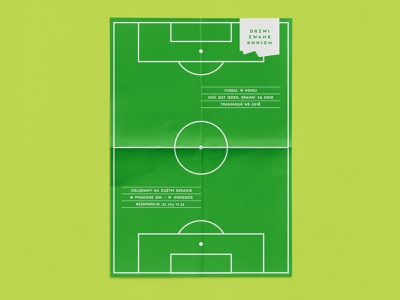 A Door Called Horse / FIFA World Cup 2018 event poster typography poster minimal illustration graphic design