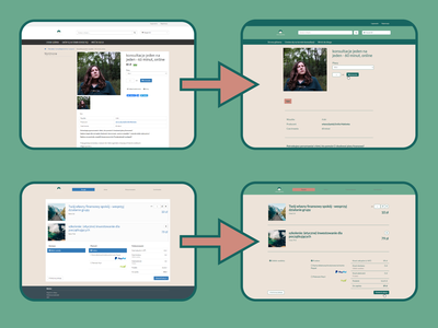 Własny$pokój / online shop benchmark customization online shop frontend website html5 html css3
