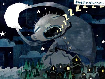 Sleepwalker, Moon Stealer