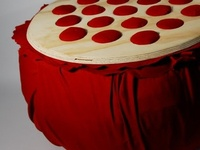 Pomegranate Chair