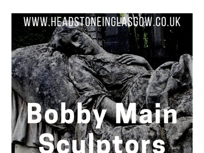 Order Headstone Design Glasgow from Bobby Main Sculptors