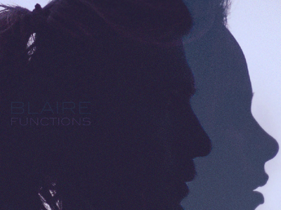 Blaire - Functions Album cover cd cd cover vinyl album artwork album cover album art