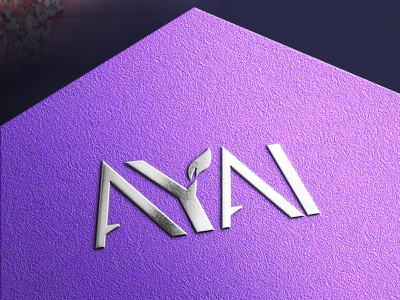 AYAI Logo design illustration unique illustrator design business logo business adobe photoshop adobe illustrator logo graphic design