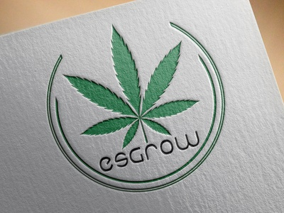 Escrow Logo design logos illustration illustrator design business logo business adobe photoshop adobe illustrator logo graphic design