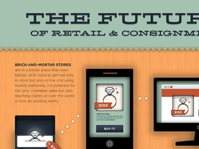 New Illustration illustration illo design typography tech sales internet web design sarah mick